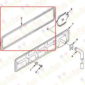 Прокладка-крышки-толкателей-6ВТ(2)