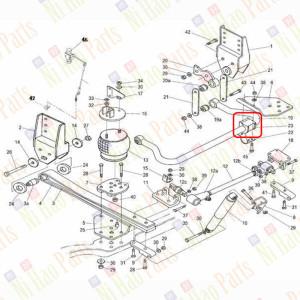 Втулка-стабилизатора-переднего-6119,-6129